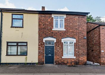 Thumbnail 2 bed semi-detached house for sale in Upper St. John Street, Lichfield, Staffordshire