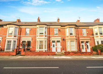 Thumbnail 2 bed flat to rent in Trevor Terrace, North Shields