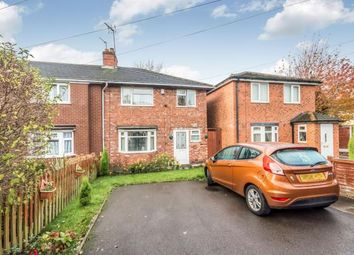 Thumbnail 3 bed end terrace house for sale in St Stephens Avenue, Willenhall, West Midlands