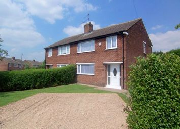 Thumbnail 3 bedroom semi-detached house for sale in Glenside, Kirkby-In-Ashfield, Nottingham