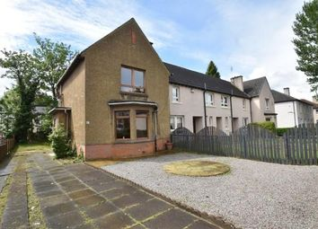 Thumbnail 2 bed end terrace house for sale in Kinellar Drive, Glasgow