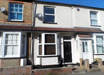 Thumbnail 2 bed terraced house for sale in Marlborough Road, Chelmsford