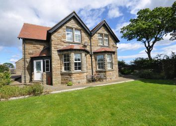 Thumbnail 4 bed detached house for sale in Bannial Flats Farm, The Cottages, Guisborough Road, Whitby