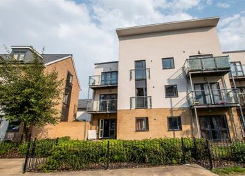 Thumbnail 2 bedroom flat for sale in Rudd Close, Peterborough, Cambridgeshire