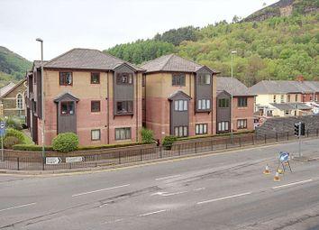 Thumbnail 2 bed flat for sale in Woodward Road, Cross Keys, Newport