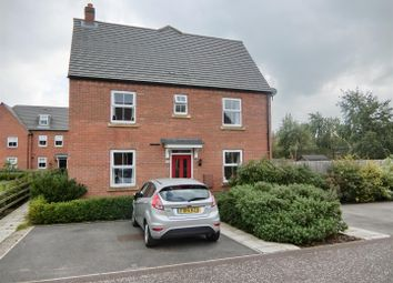 Thumbnail 3 bed semi-detached house for sale in Headstock Close, Coalville, Leicestershire