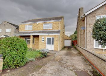 Thumbnail 4 bed property for sale in Danes Close, Peterborough