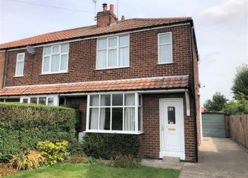 Thumbnail 2 bed semi-detached house to rent in Fordlands Road, Fulford, York