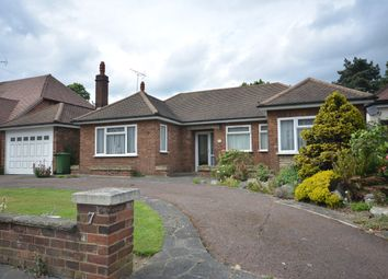Thumbnail 3 bed detached bungalow for sale in Berther Road, Emerson Park, Hornchurch