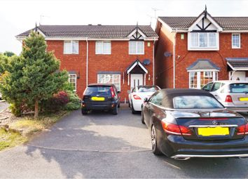 Thumbnail 3 bed semi-detached house for sale in Brandy Brook, Wrexham