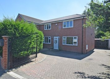 Thumbnail 6 bed detached house for sale in Mackie Hill Close, Crigglestone, Wakefield