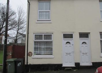 Thumbnail 3 bedroom end terrace house to rent in Whitton Street, Darlaston, Wednesbury
