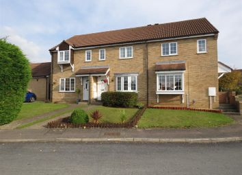 3 bed terraced house for sale in Muntjac Close, Eaton Socon, St. Neots, Cambridgeshire PE19