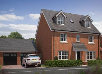 Thumbnail 5 bed detached house for sale in Colton Road, Shrivenham, Wiltshire