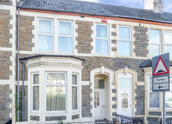 Thumbnail 2 bed flat for sale in Clare Gardens, Cardiff