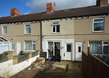 Thumbnail 2 bed terraced house for sale in Prospect Drive, Shirebrook, Mansfield