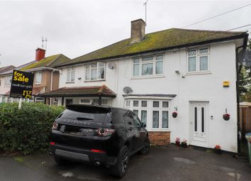 Thumbnail 3 bed semi-detached house for sale in Cullington Close, Kenton, Harrow