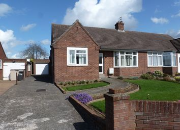 Thumbnail 2 bed semi-detached bungalow for sale in Combe Park, Yeovil