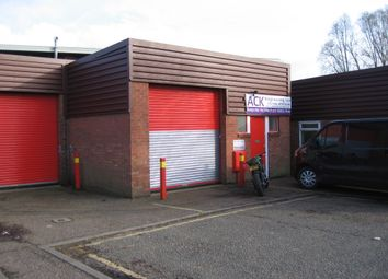 Thumbnail Warehouse to let in Eckersley Road, Chelmsford