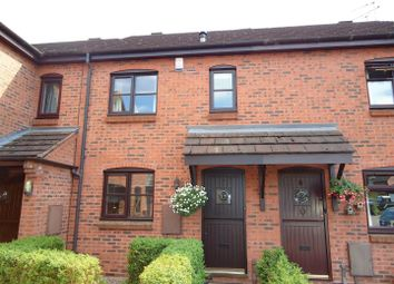 Thumbnail 2 bed terraced house for sale in Pellfield Court, Weston, Stafford