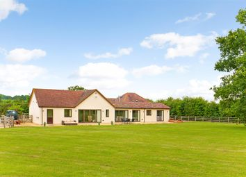 Thumbnail 4 bed detached house for sale in Eakley Lanes, Stoke Goldington, Newport Pagnell