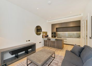 Thumbnail 2 bed flat to rent in Riverlight Quay, Vauxhall