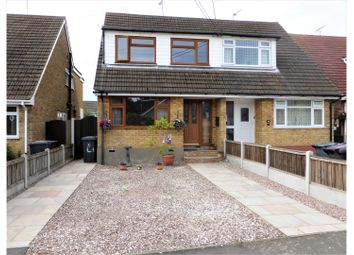 Thumbnail 3 bed semi-detached house for sale in Victor Gardens, Hockley