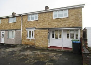 Thumbnail 2 bed end terrace house to rent in Washington Crescent, Newton Aycliffe