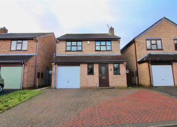 Thumbnail 3 bed detached house for sale in Falstaff Close, Nuneaton