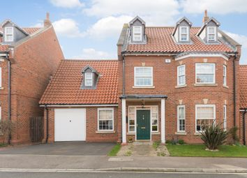 Thumbnail 4 bed detached house for sale in Rymers Court, Darlington