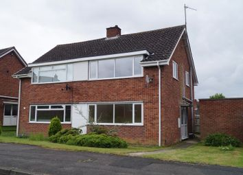 Thumbnail 3 bed semi-detached house for sale in Abbotswood Road, Brockworth, Gloucester