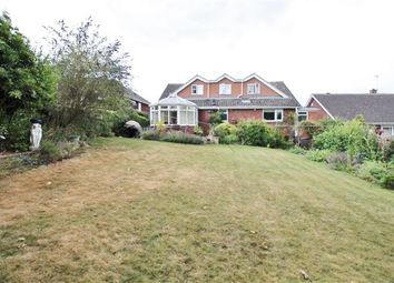 Thumbnail 4 bed detached house for sale in Garden Crescent, Rotherham