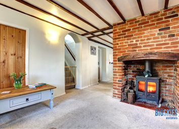 Thumbnail 3 bed end terrace house for sale in Newton Road, Castle Acre, King's Lynn