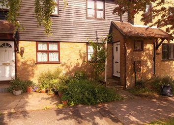Thumbnail 2 bed terraced house to rent in Tintagel Gardens, Strood, Rochester
