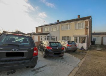 Thumbnail Semi-detached house for sale in Cardinal Way, Haverhill