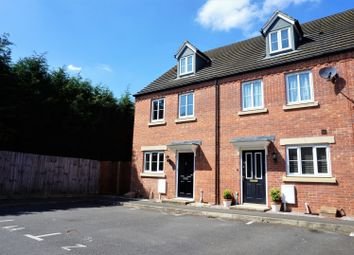 Thumbnail 4 bedroom terraced house for sale in Churchfield Close, Deeping St James