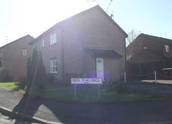 Thumbnail 1 bed semi-detached house to rent in Dean Close, Wollaton, Nottingham