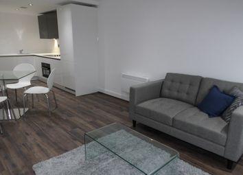 Thumbnail 1 bed flat to rent in Wrentham Street, Birmingham