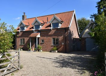 Thumbnail 4 bed detached house for sale in Chapel Road, Grundisburgh, Woodbridge