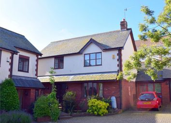 Thumbnail 4 bedroom detached house for sale in Palmer Mews, Victoria Place, Budleigh Salterton
