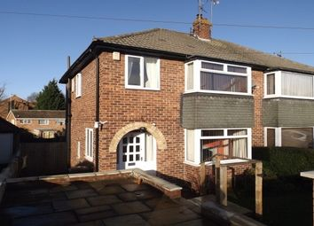 Thumbnail 3 bed semi-detached house to rent in St Margarets, Road, Knaresborough