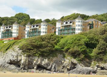 Thumbnail 2 bedroom flat for sale in Caswell Road, Caswell Bay, Swansea