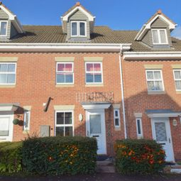 Thumbnail 3 bed town house for sale in Richmore Road, Hamilton, Leicester