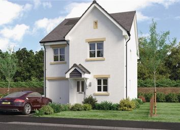 "Thumbnail 4 bed detached house for sale in ""Blair"" at Red Deer Road, Cambuslang, Glasgow"