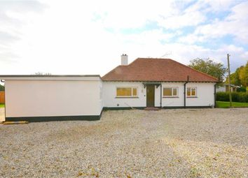 Thumbnail 4 bed detached bungalow for sale in Convent Road, Broadstairs, Kent