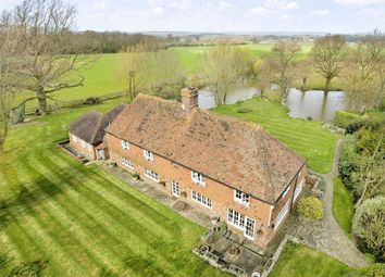 Thumbnail 5 bed detached house for sale in Bevenden Farmhouse, Great Chart, Kent