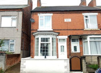 Thumbnail 3 bed semi-detached house for sale in King Street, Hodthorpe, Worksop