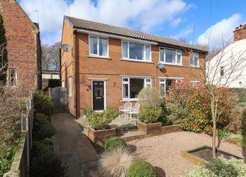 Thumbnail 3 bedroom semi-detached house for sale in College Road, Spinkhill, Sheffield