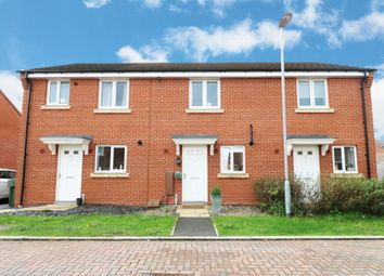 Thumbnail 2 bed terraced house for sale in Butterworth Close, Wythall, Birmingham