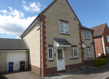 Thumbnail 3 bed property to rent in Corncrake Way, Bicester